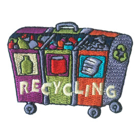 S-2604 Recycling Patch