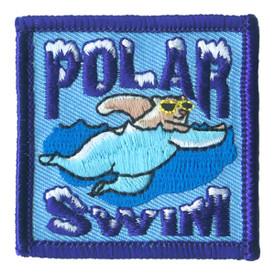 S-2606 Polar Swim Patch