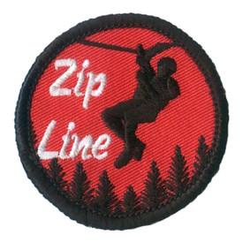 S-2616 Zip Line Patch