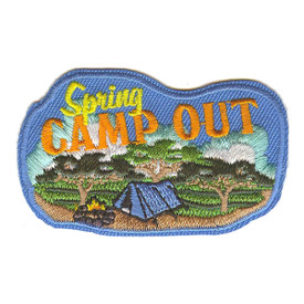 S-2621 Spring Camp Out Patch