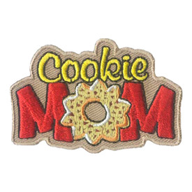 S-2630 Cookie Mom Patch