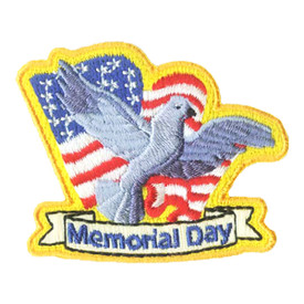 S-2639 Memorial Day Patch