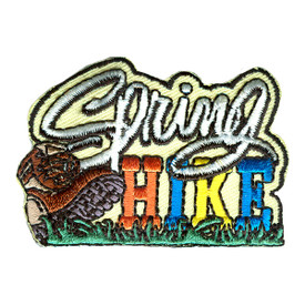 S-2647 Spring Hike Patch