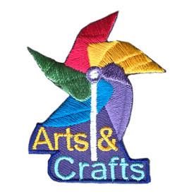 S-2666 Arts & Crafts Patch