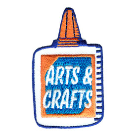 S-2668 Arts & Crafts Patch