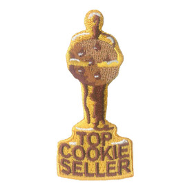 S-2671 Top Cookie Seller Patch