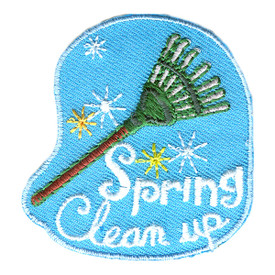 S-2675 Spring Clean Up (Rake) Patch