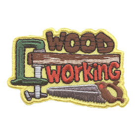 S-2685 Wood Working Patch