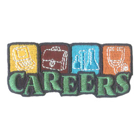 S-2688 Careers Patch