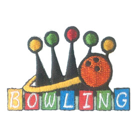 S-2700 Bowling Patch