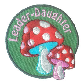 S-2704 Leader-Daughter Patch