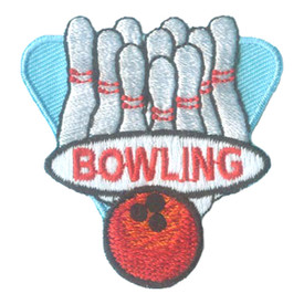 S-2709 Bowling Patch