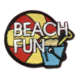 S-0130 Beach Fun Patch