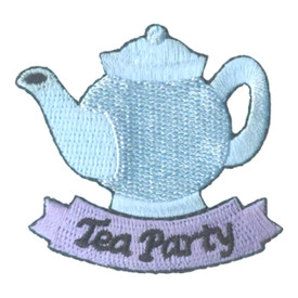 S-2721 Tea Party (Tea Pot) Patch