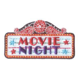 S-2735 Movie Night Patch