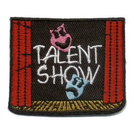 S-0132 Talent Show Patch