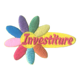 S-2742 Investiture Patch