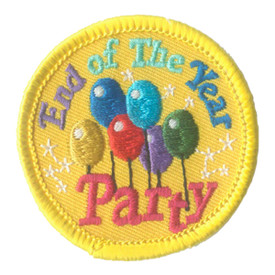 S-2746 End Of The Year Party Patch