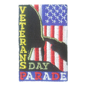 S-2748 Veterans Day Parade Patch