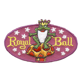 S-2765 Royal Ball Patch