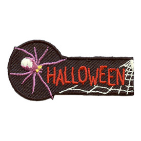 S-2766 Halloween Patch