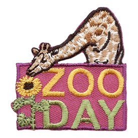 S-2768 Zoo Day Patch