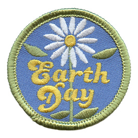 S-2778 Earth Day (Daisy) Patch