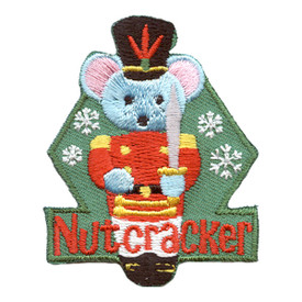 S-2781 Nutcracker Patch
