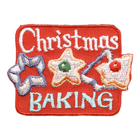 S-2783 Christmas Baking Patch