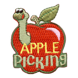 S-2784 Apple Picking Patch