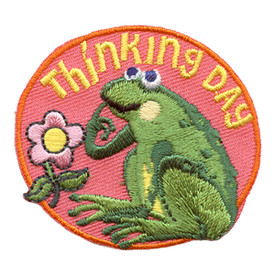 S-2788 Thinking Day (Frog) Patch