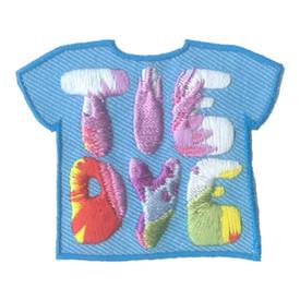 S-2795 Tie Dye (Shirt) Patch