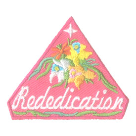 S-2796 Rededication Patch