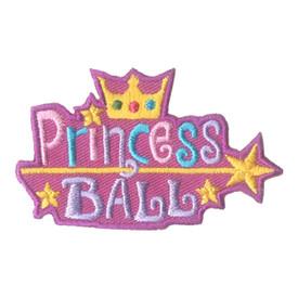 S-2811 Princess Ball Patch