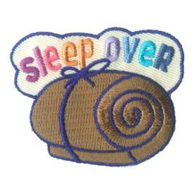 S-2814 Sleep Over Patch