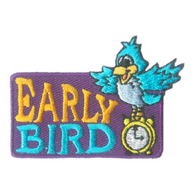 S-2818 Early Bird Patch