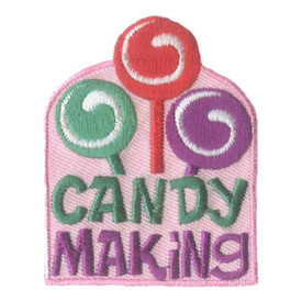 S-2819 Candy Making Patch