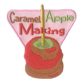 S-2820 Caramel Apple Making Patch