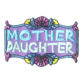 S-2822 Mother Daughter Patch
