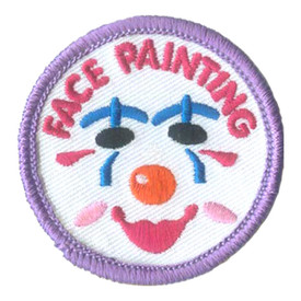 S-2828 Face Painting Patch