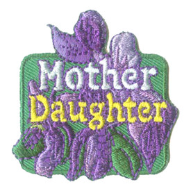 S-2829 Mother Daughter Patch