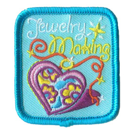 S-2832 Jewelry Making Patch