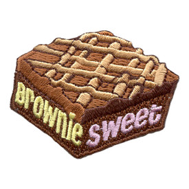 S-2845 Brownie Sweet Patch