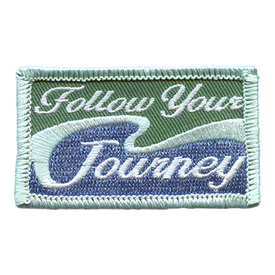 S-2847 Follow Your Journey Patch