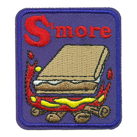 S-0149 S'mores Patch