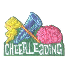 S-2857 Cheer Leading Patch