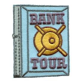 S-2858 Bank Tour Patch