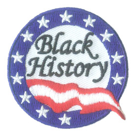 S-2859 Black History Patch