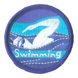 S-2867 Swimming Patch