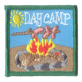 S-2878 Day Camp Patch